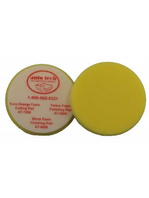 "AT-8006 6"" AUTO TECH FOAM POLISHING PAD"