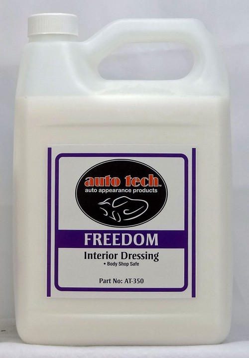 At 350 Gallon Freedom Int Dressing Vinyl Cleaners